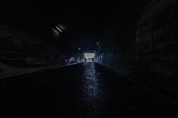 トンネル@指扇
