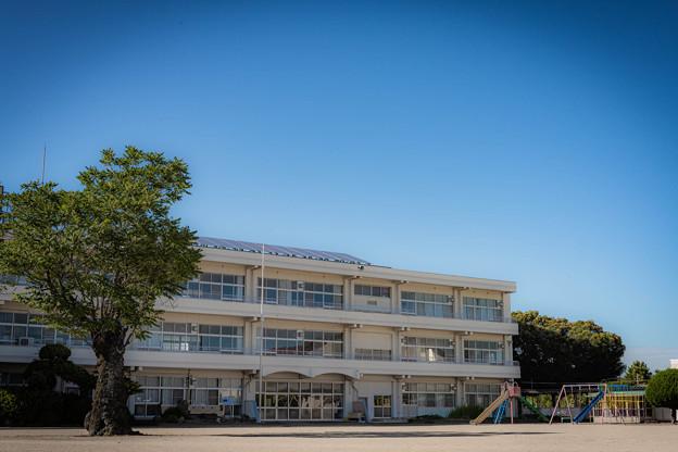廃校2@川島・旧出丸小学校