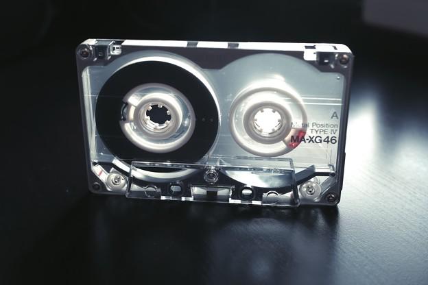 2021.09.08 机 TDK MA-XG 46