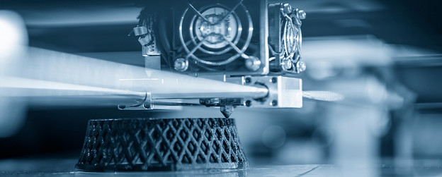 Hot Engineering Developments in Additive Manufacturing