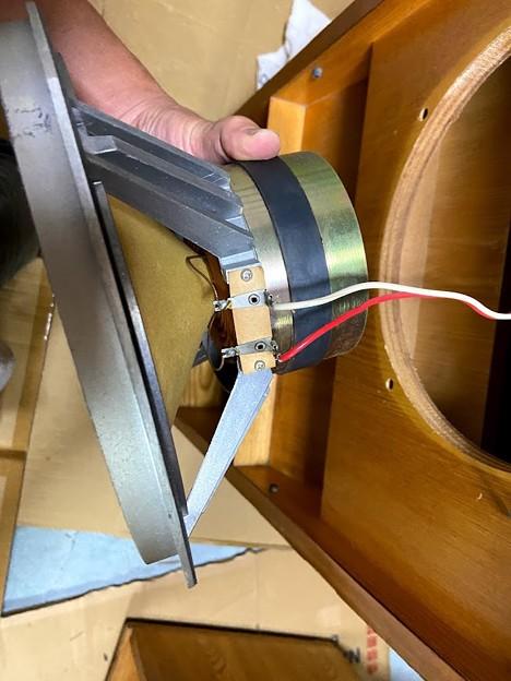 コーラルBL25D修理 4