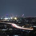 Photos: 夜空に続く 滑走路