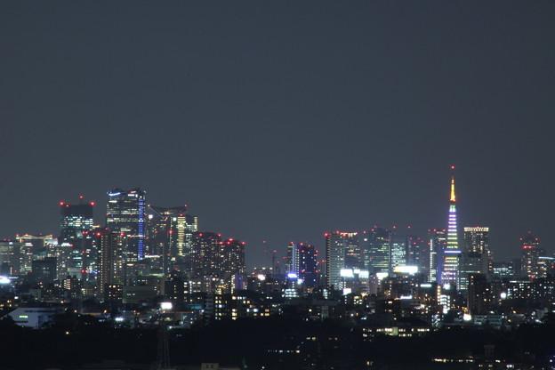 東京タワーライトアップ 4月19日