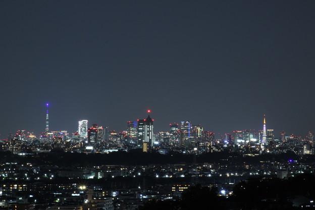 4月19日の夜景
