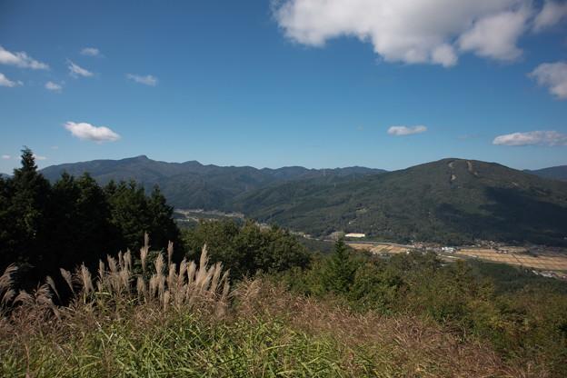 秋の西中国山地(1)