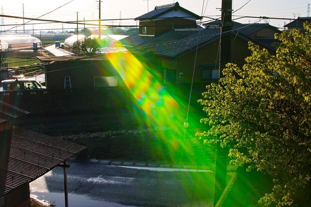 スぺシュウム光線!\(^o^)/