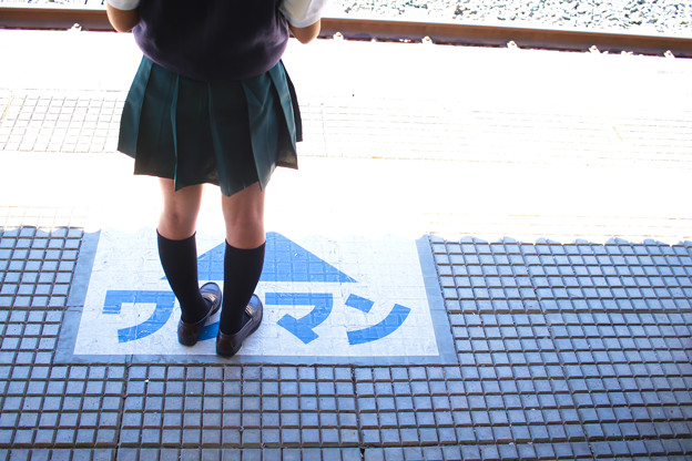 Photos: 通学電車