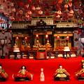 Photos: 雛のつるし飾り~古の雛壇
