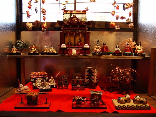 Photos: 古の雛人形~昭和初期