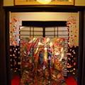 桃の節句の羽織物