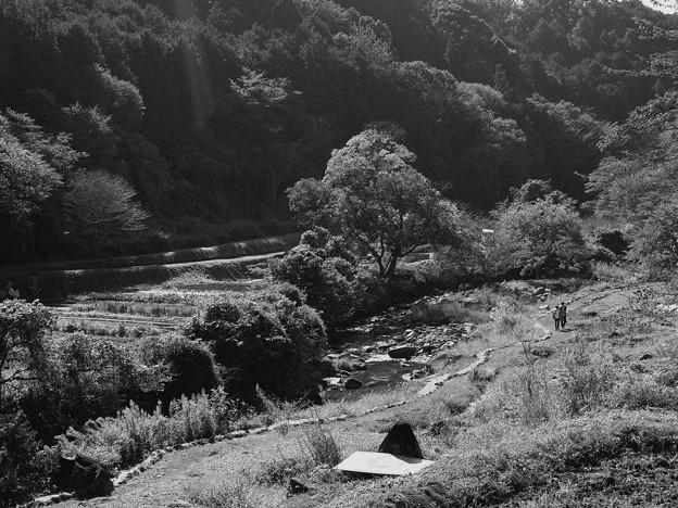 昼下がりの山里