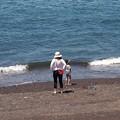 Photos: ボクとママの海