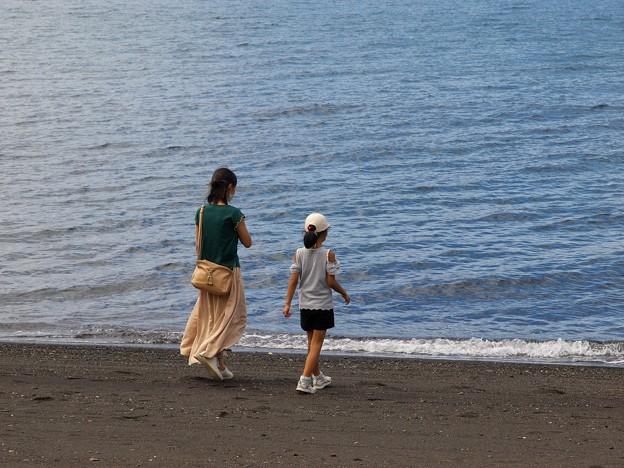 ママとアタシの海