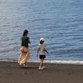 Photos: ママとアタシの海