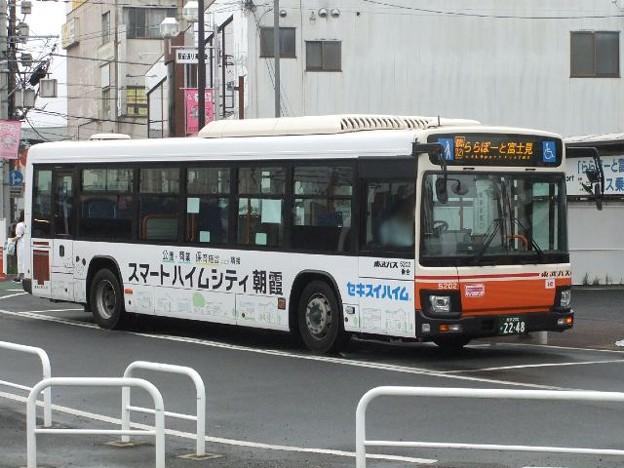 【東武バス】 5202号車