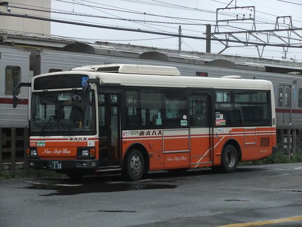 【東武バス】 5029号車