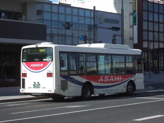【朝日自動車】 2387号車_2