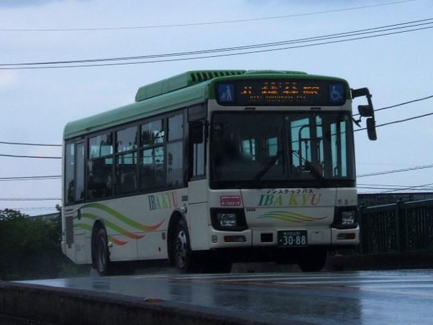 【茨城急行自動車】 3088号車