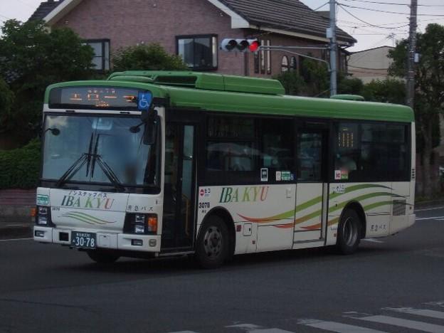 【茨城急行自動車】 3078号車