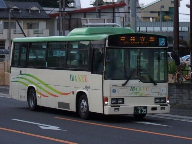 【茨城急行自動車】 3046号車