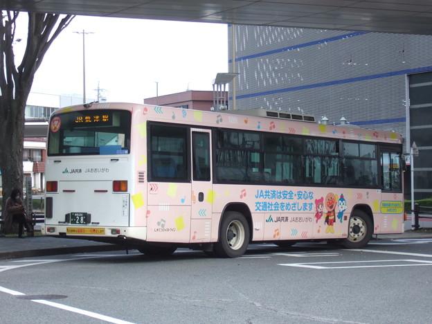 【静鉄バス】 静岡200か283(背面)