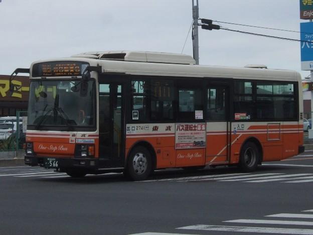 【東武バス】 2741号車