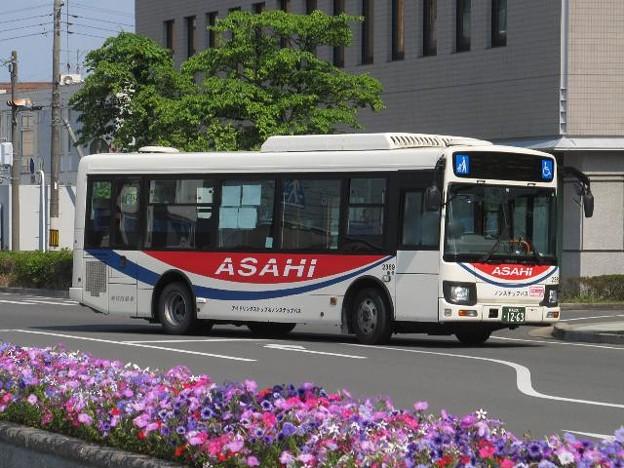【朝日自動車】 2369号車