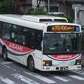 【朝日自動車】 2256号車