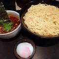 温玉カリーつけ麺@麺屋永吉 花鳥風月・江戸川区葛西