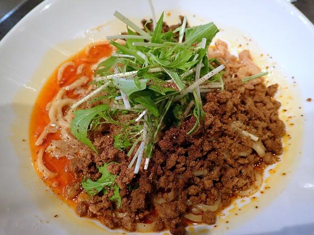汁なし担々麺@タンタンタイガー蔵前店・台東区蔵前