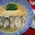 Photos: 広島県産牡蠣の冷やし塩蕎麦@神保町黒須・千代田区神保町