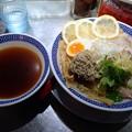 Photos: あごだし冷やしつけ麺@なおじ東陽町店・江東区東陽町