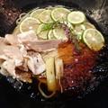 Photos: 酢橘と昆布水の和え冷やし@花山・中野区中野