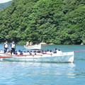 Photos: 隠岐水高・カッター訓練(2)