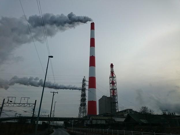 3月1日(月)の煙突