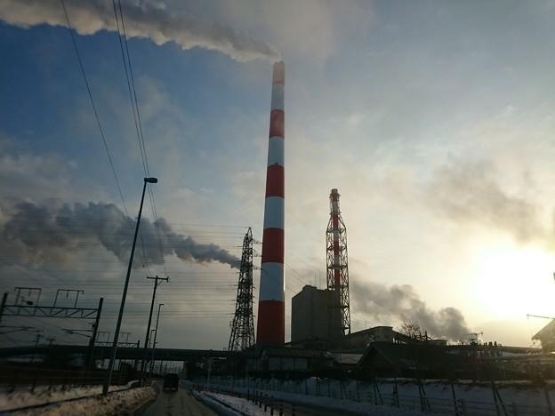 3月5日(金)の煙突