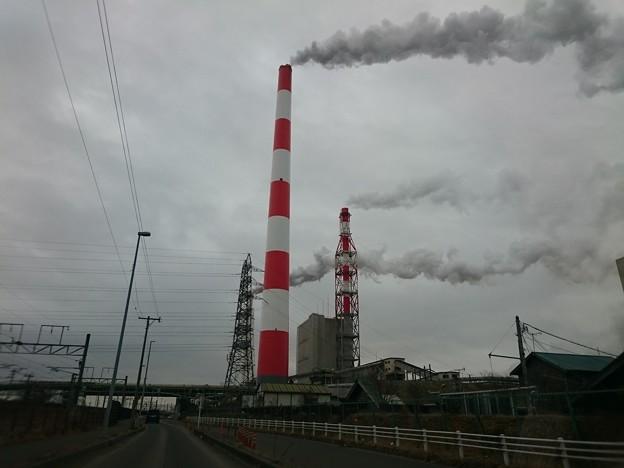 3月18日(木)の煙突
