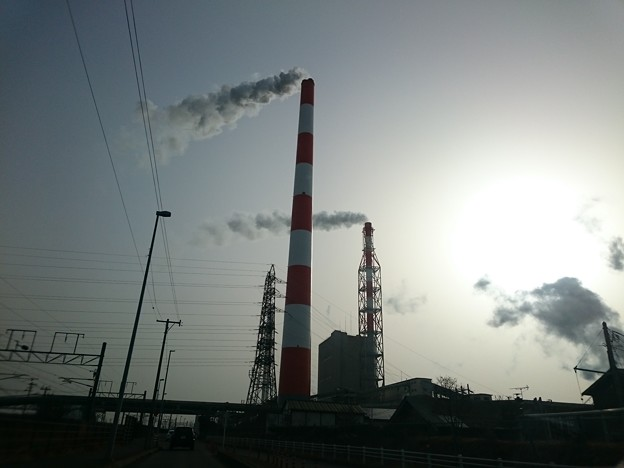 3月30日(火)の煙突