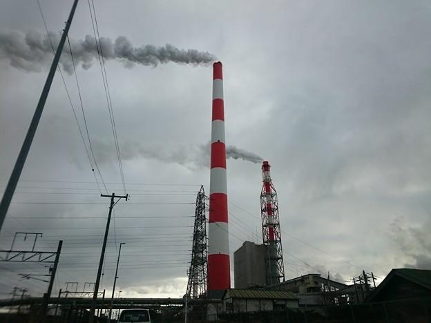 4月6日(火)の煙突