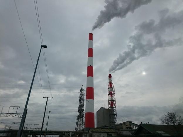 4月14日(水)の煙突