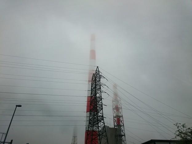 6月25日(金)の煙突