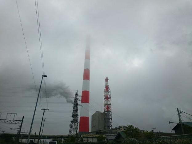 6月30日(水)の煙突