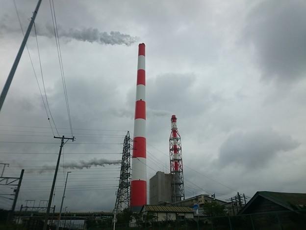8月16日(月)の煙突