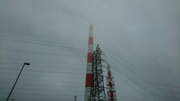 8月24日(火)の煙突