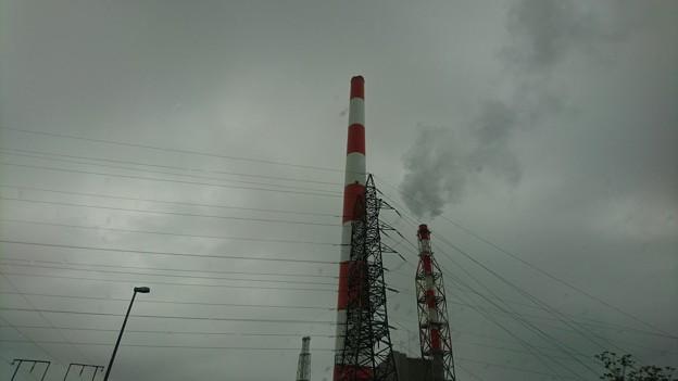 8月25日(水)の煙突