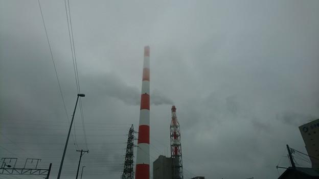 8月26日(木)の煙突