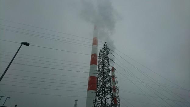 9月9日(木)の煙突