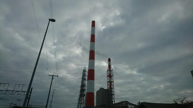 9月29日(水)の煙突