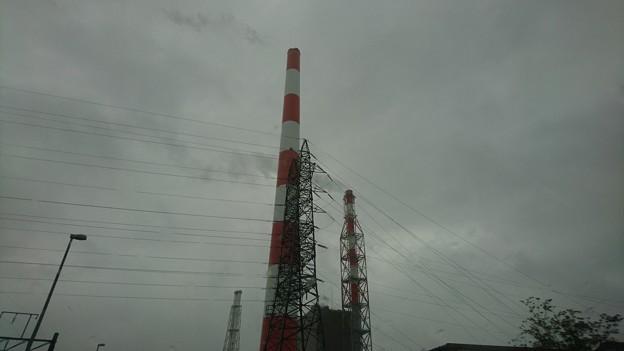 9月30日(木)の煙突