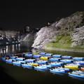 Photos: 青いボート